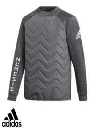 Junior Adidas 'YB Nemeziz' Padded Sweatshirt (DJ1286) x5 (Option 1): £13.95